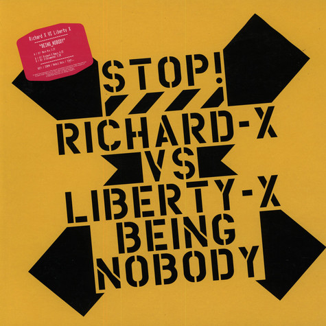 Richard X VS Liberty X - Being nobody