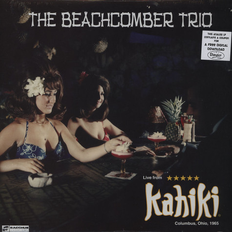 Beachcomber Trio, The - Live At Kahiki 1965