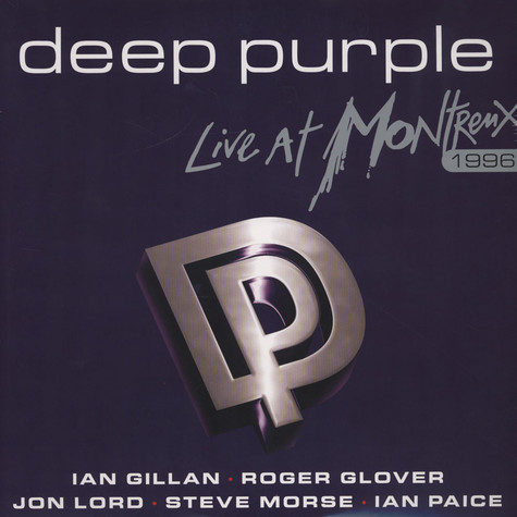 Deep Purple - Live At Montreux 1996