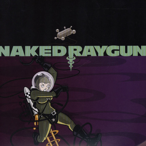 Naked Raygun - Growing Away / Just For Me