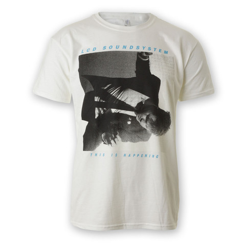 LCD Soundsystem - This Is Happening T-Shirt