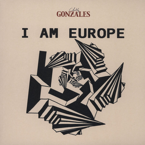 Chilly Gonzales - I Am Europe