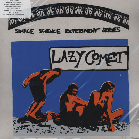 Lazy Comet - Simple Science