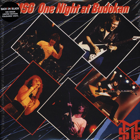 Michael Schanker Group, The - One Night At Budokan
