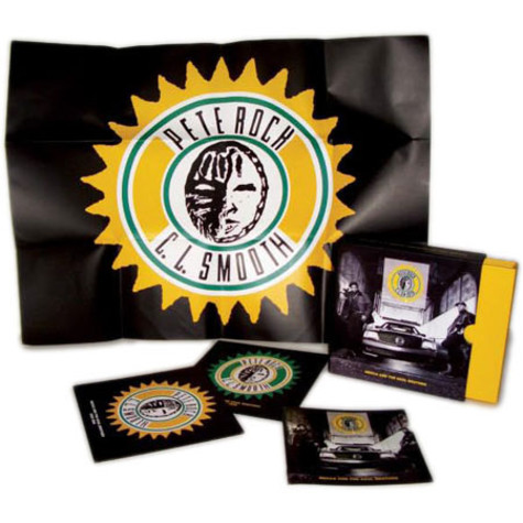 Pete Rock & CL Smooth - Mecca And The Soul Brother Deluxe Edition