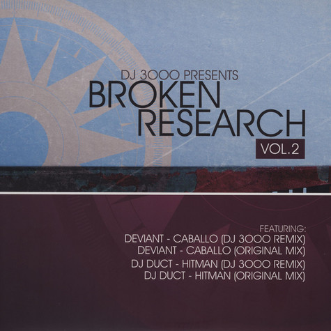 V.A. - Broken Research Volume 2 Remixes