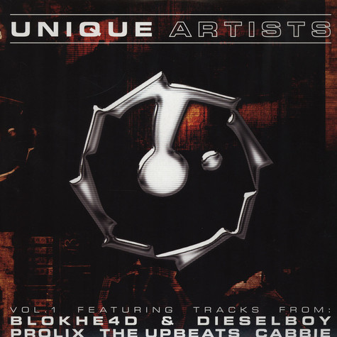 V.A. - Unique Artists