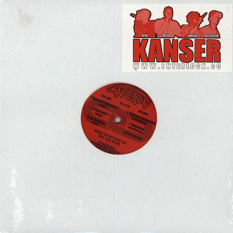 Kanser - Happens Everywhere EP