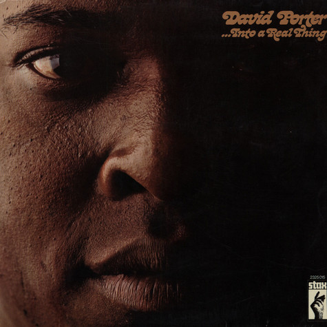 David Porter - ...Into A Real Thing
