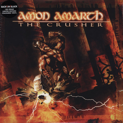 Amon Amarth - Crusher, The