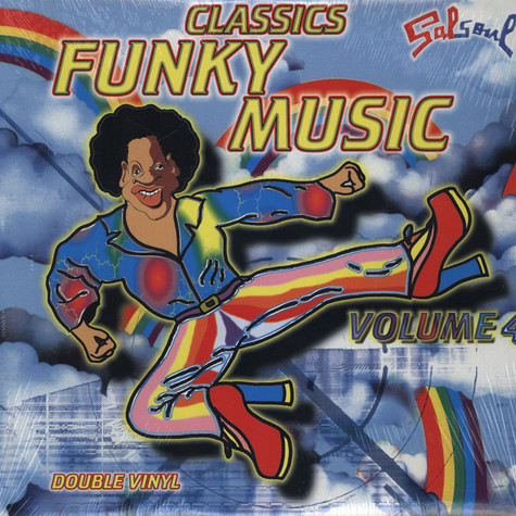 V.A. - Classic Funky Music Volume 4