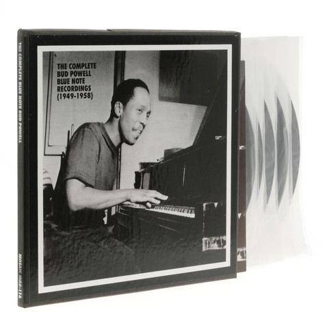 Bud Powell - The Complete Bud Powell Blue Note Recordings (1949-1958)