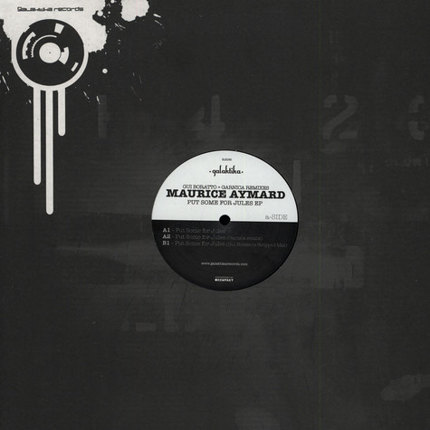 Maurice Aymard - Put Some For Jules EP