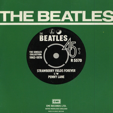 Beatles, The - Strawberry Fields Forever