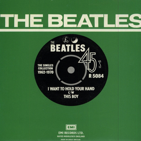 Beatles, The - I Want To Hold Your Hand
