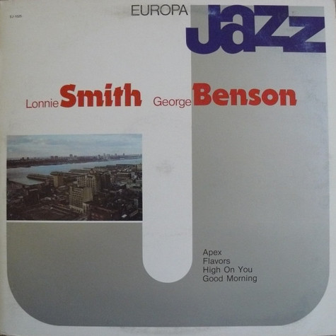 Lonnie Smith / George Benson - I Giganti Del Jazz 32
