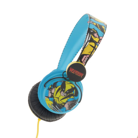 Coloud - Marvel Wolverine Retro Headphones