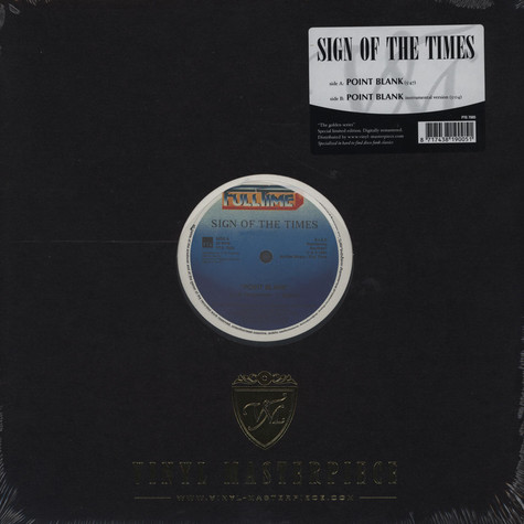 Sign Of The Times - Point Blank