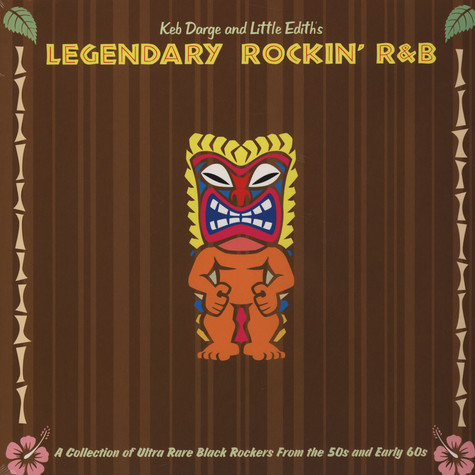 Keb Darge & Little Edith - Legendary Rockin RnB