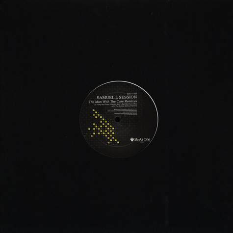 Samuel L Session - The Man With The Case Remixes