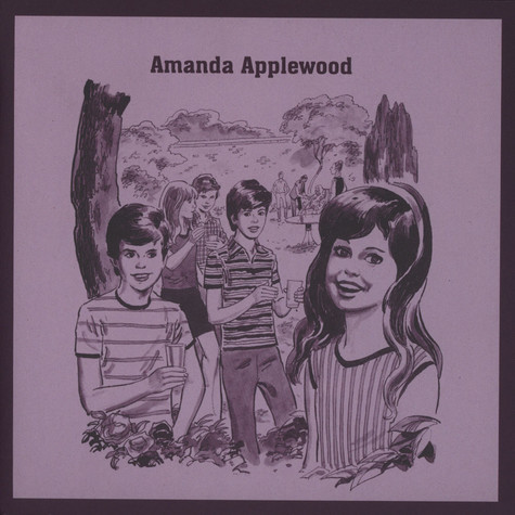 Amanda Applewood - Still Smiling