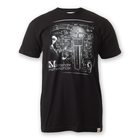 Imaginary Foundation - Mic Math T-Shirt