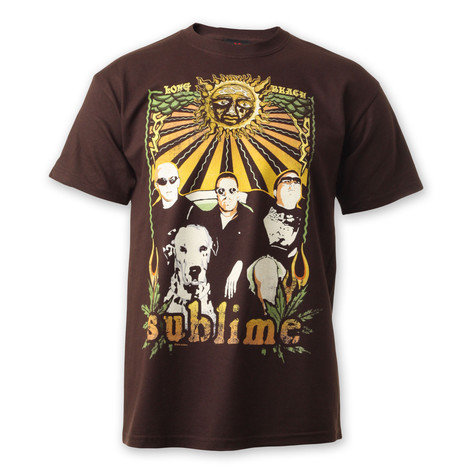 Sublime - Leaf Frame T-Shirt