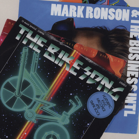 Mark Ronson & The Business Intl. - The Bike Song feat. Spank Rock