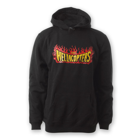 Hellacopters, The - Flames Hoodie