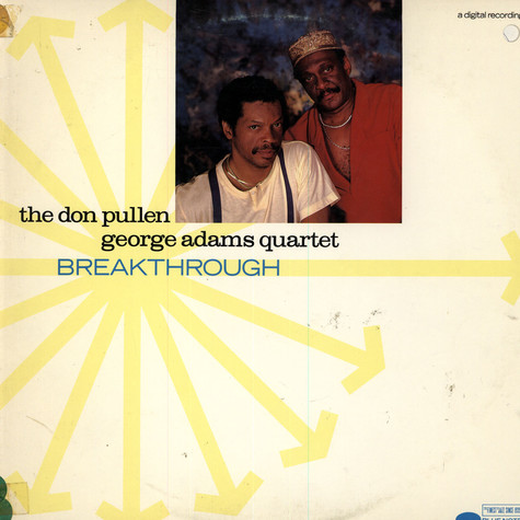 Don Pullen - George Adams Quartet, The - Breakthrough