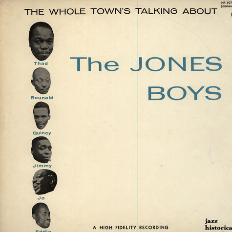 Jones Boys, The - The Jones Boys