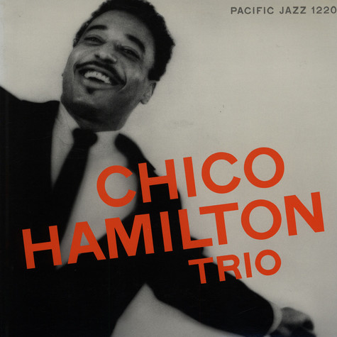 Chico Hamilton Trio, The - The Chico Hamilton Trio