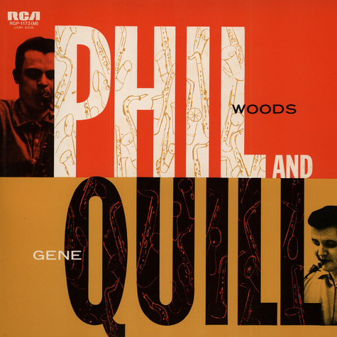 Phil Woods / Gene Quill Sextet - Phil And Quill