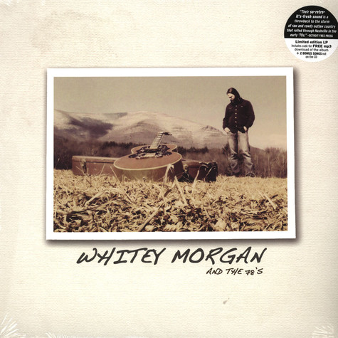 Whitey Morgan And The 78S - Whitey Morgan And The 78S