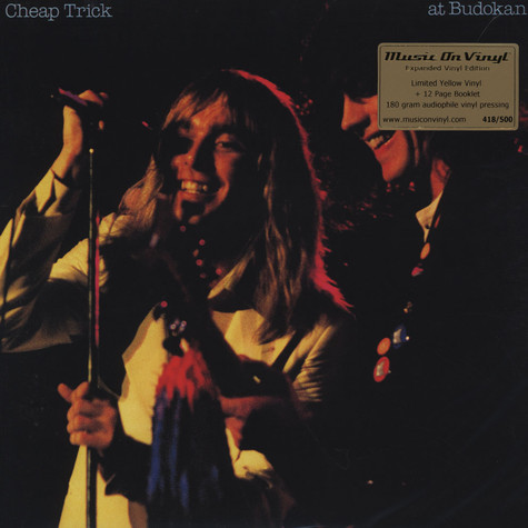 Cheap Trick - At Budukan