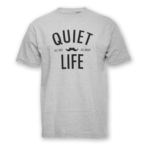 The Quiet Life - All Day All Night T-Shirt