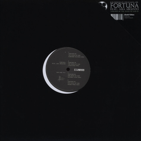 Fortuna - Touched By The Hand Of God EP