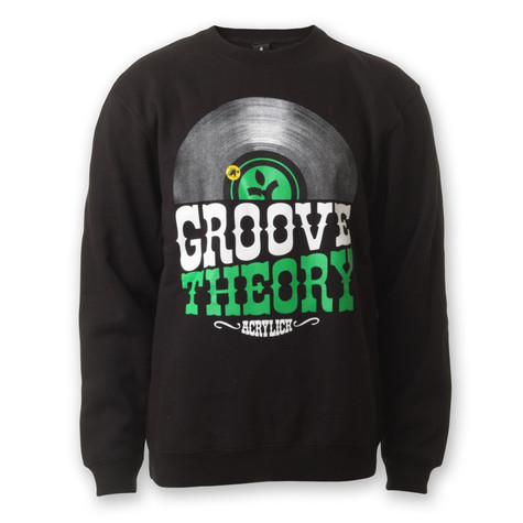 Acrylick - Groove Theory Crew Neck Sweater