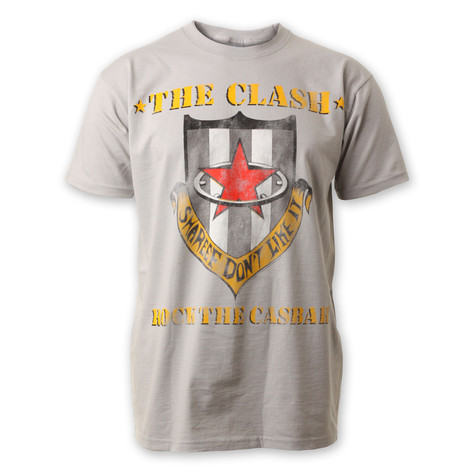 Clash, The - Rock The Casbah T-Shirt