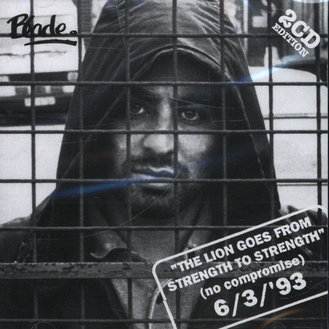 Blade - The Lion Goes From Strength To Strength