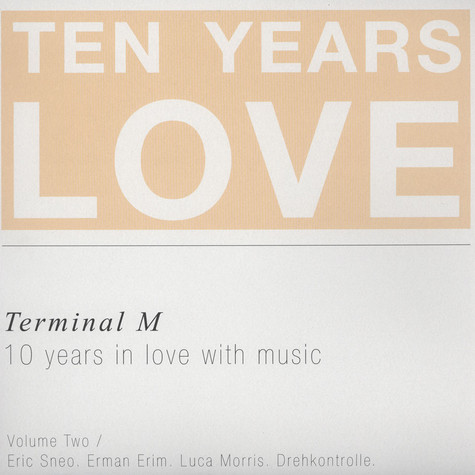 V.A. - 10 Years Love: Volume Two