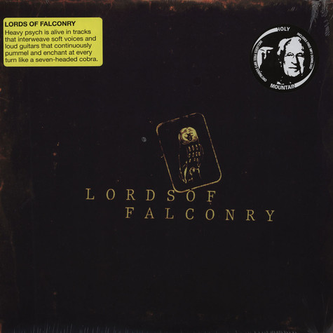 Lords Of Falconry - Lords Of Falconry