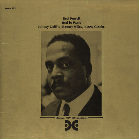 Bud Powell - Bud In Paris