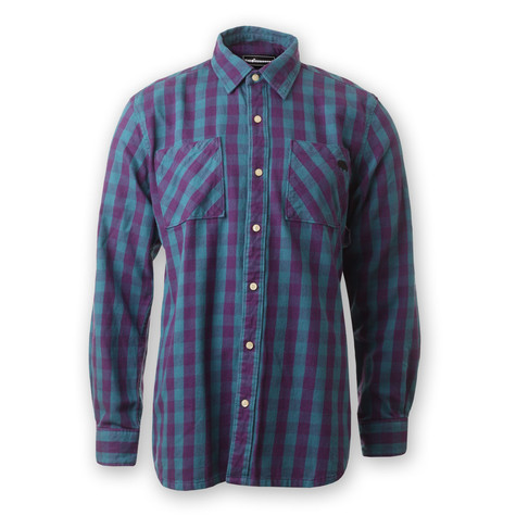 The Hundreds - Buffalo Flannel Shirt