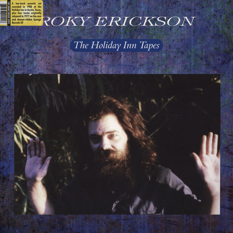 Roky Erickson - The Holiday Inn Tapes