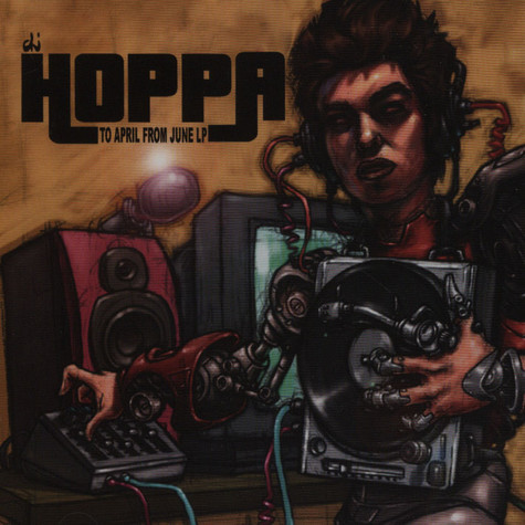 DJ Hoppa - To April From June