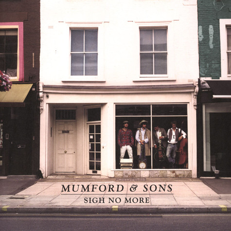 Mumford & Sons - Sigh No More Limited Edition