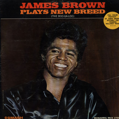 James Brown - Plays New Breed (The Boo-Ga-Loo)