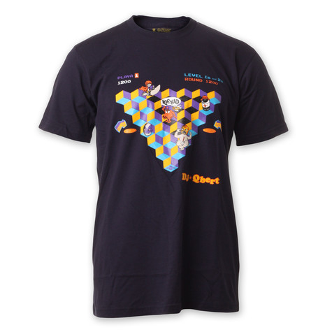Thud Rumble - Limited Edition DJ Qbert T-Shirt
