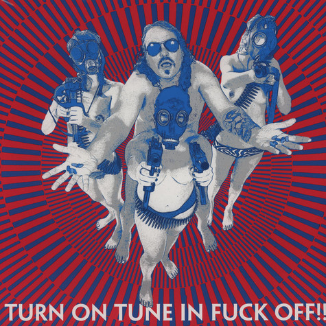 Dragontears - Turn On Tune In Fuck Off!!